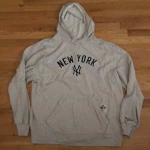 NY Yankees cooperstown hood